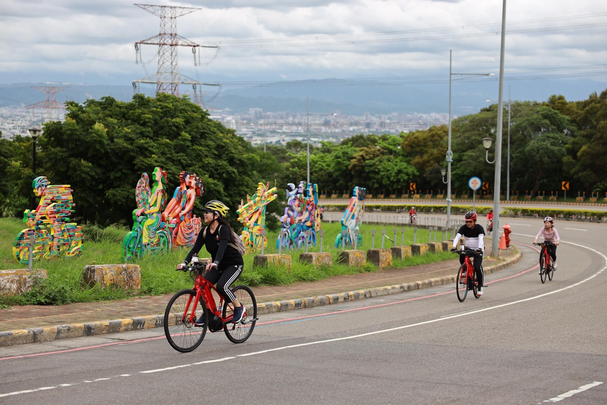 E-Bike騎乘技巧體驗教學