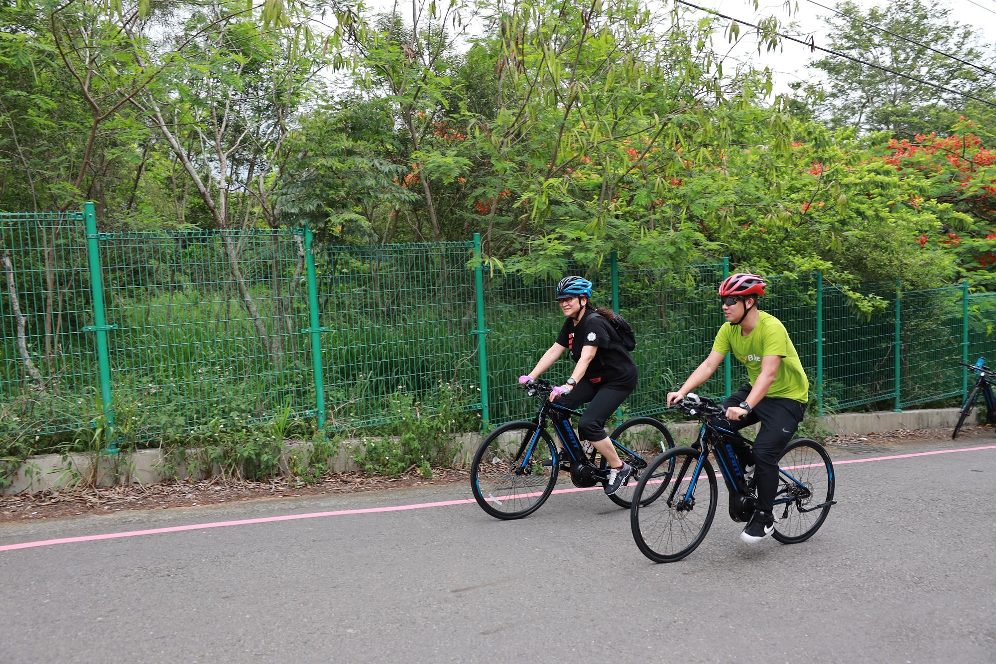 E-Bike騎乘技巧